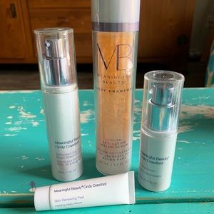 NEW Meaningful Beauty Skin Care Set